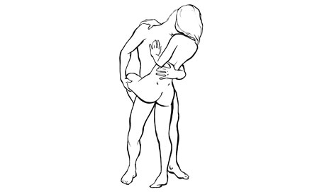 Ballerina Sex Position