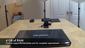 Chaturbate Tip: Proper Webcam and Lighting Setup