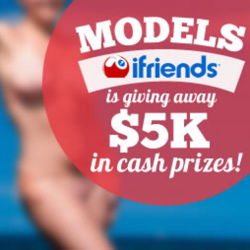 March 13 – April 16 – iFriends Giving Away $5,000