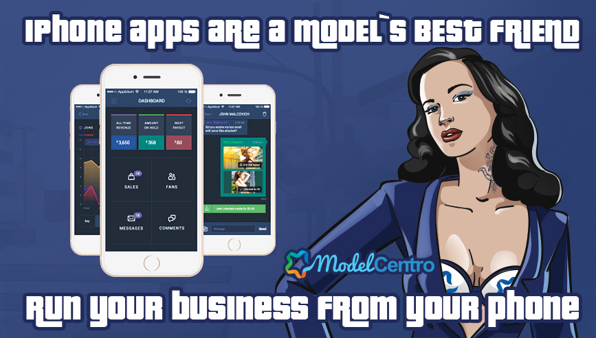 ModelCentro Releases iPhone App For Porn Producers