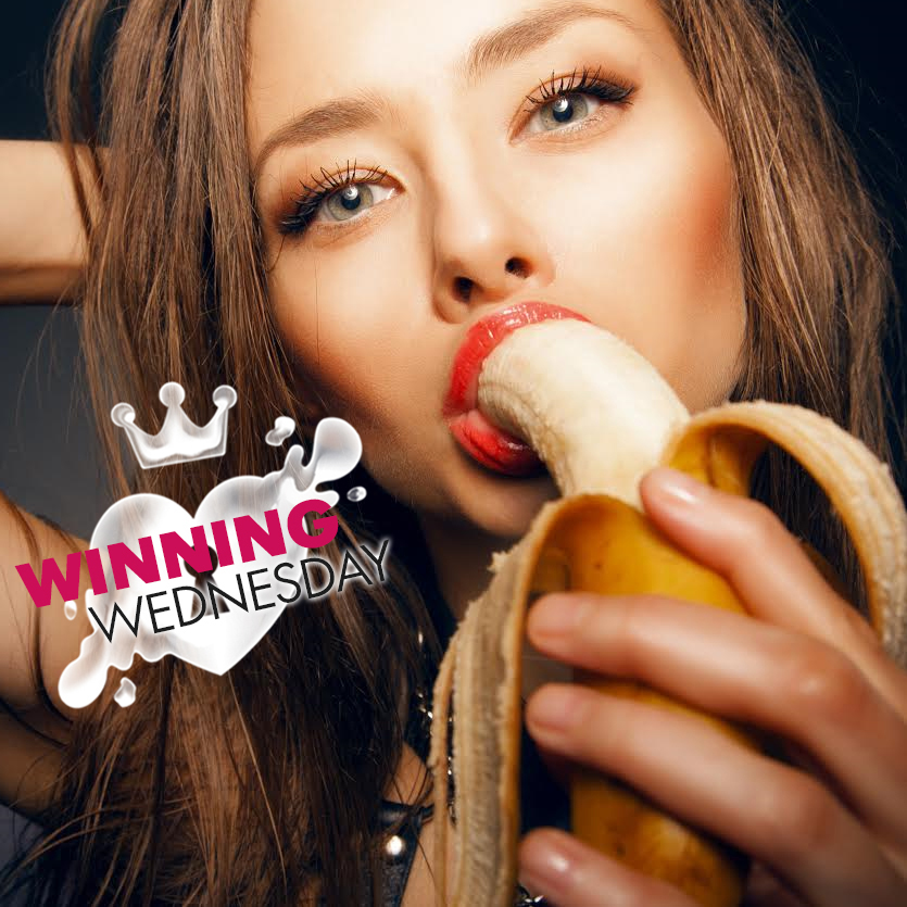 ManyVids 8/3/2016 Winning Wednesday Contest: Food Fight!