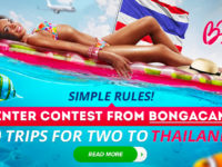 BongaCams Competition: Win A Trip To Thailand