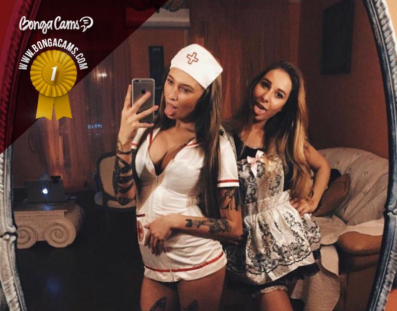 BongaCams Miss of the Week 12/5/2016: Lalka Sosalka