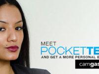 Camgasm Featured Model: PocketTease