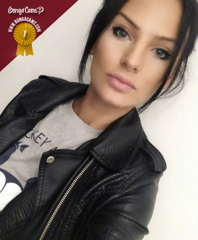 1/16/2017 BongaCams Miss of the Week: CallMeBadGirl