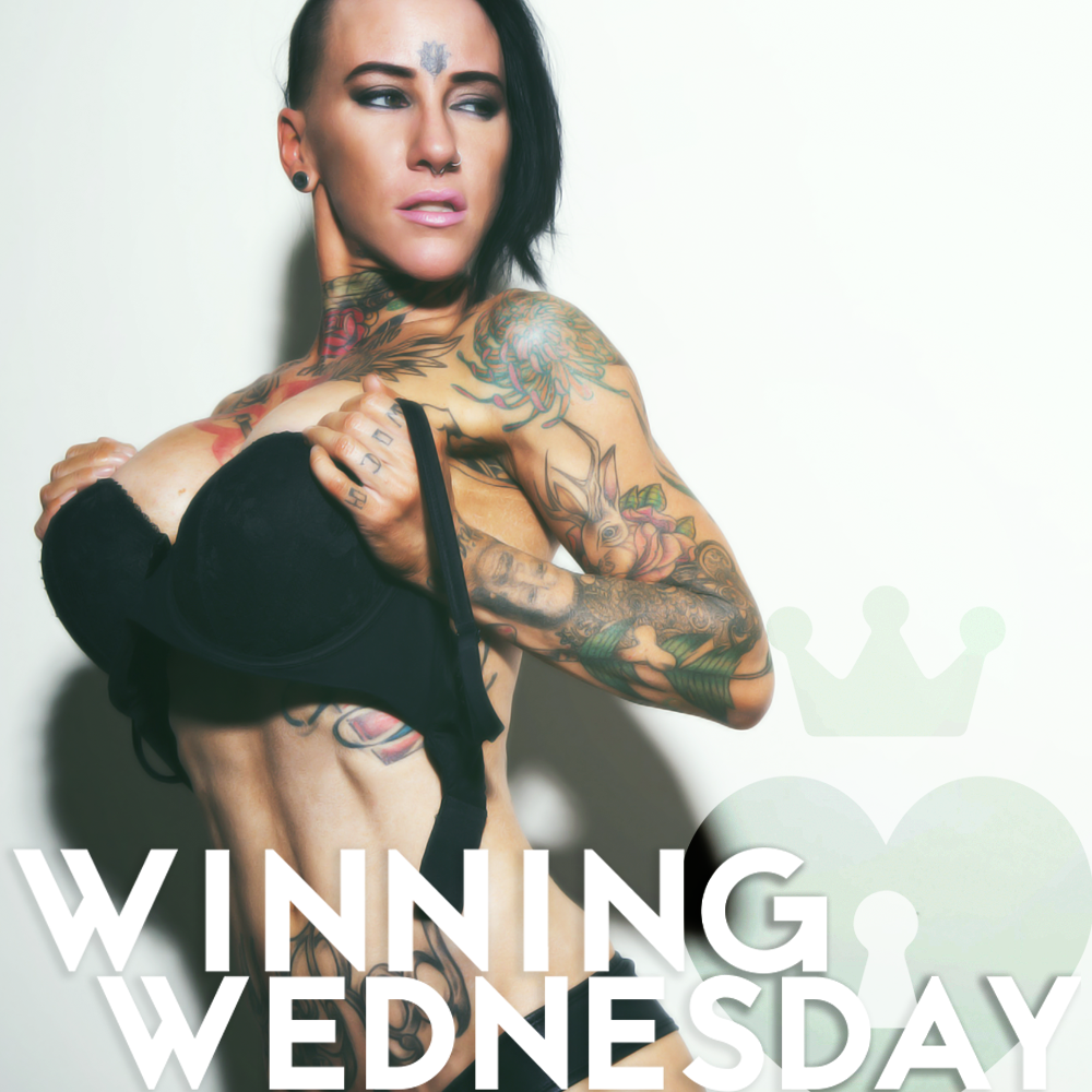 ManyVids Winning Wednesday: Fitness Fun Contest