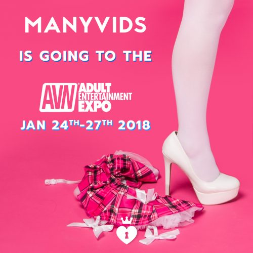 ManyVids Looking For Booth Models For AVN Vegas – Jan 2017