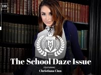 The 10th Edition Of The MV Mag: School Daze Issue