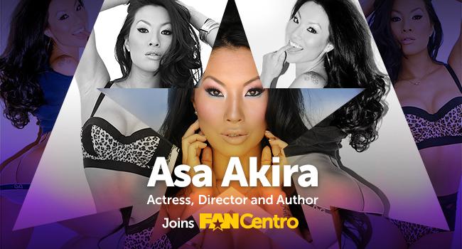 Asa Akira FanCentro