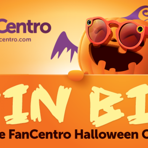 FanCentro Spooktacular Halloween Contest – October 2017