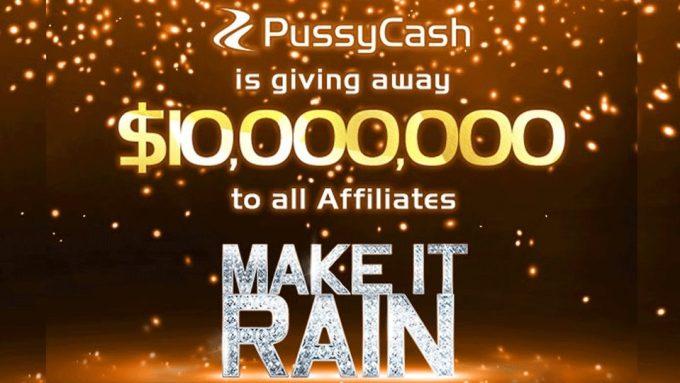 PussyCash $10 Million Giveaway