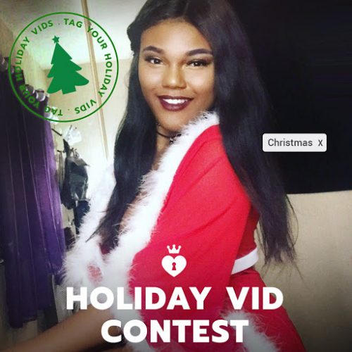 ManyVids Christmas Video Contest – December 23-25 2017