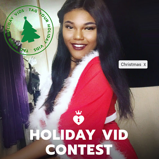 ManyVids Christmas Video Tagging Contest - December 2017