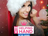 ManyVids Helping Hand - December 2017 ($20,000 Giveaway)