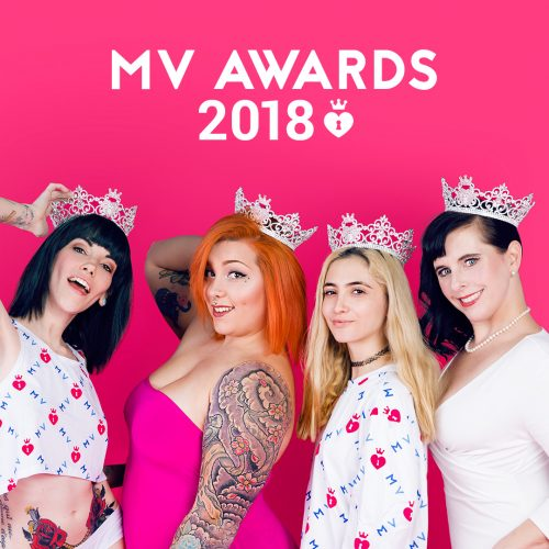 Winners of the 2018 ManyVids Awards