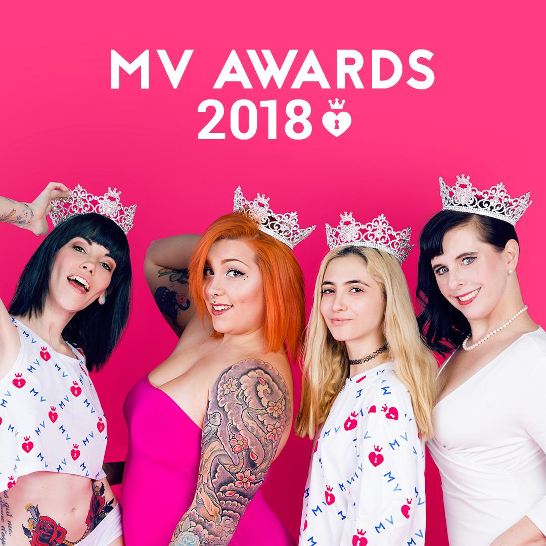 3rd Annual MV Awards - January 2018