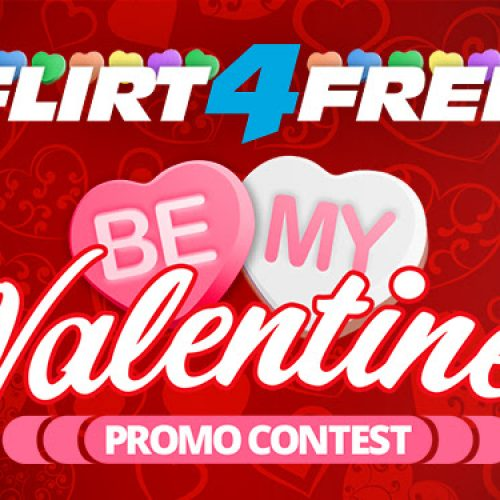Flirt4Free Launches Multiple Valentines Competitions – Feb 2018