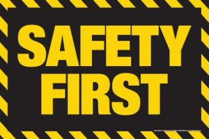 15: Safety First!