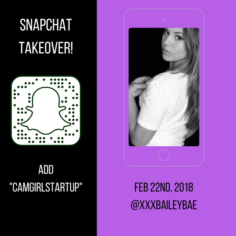 Snapchat Takeover 2/22/2018