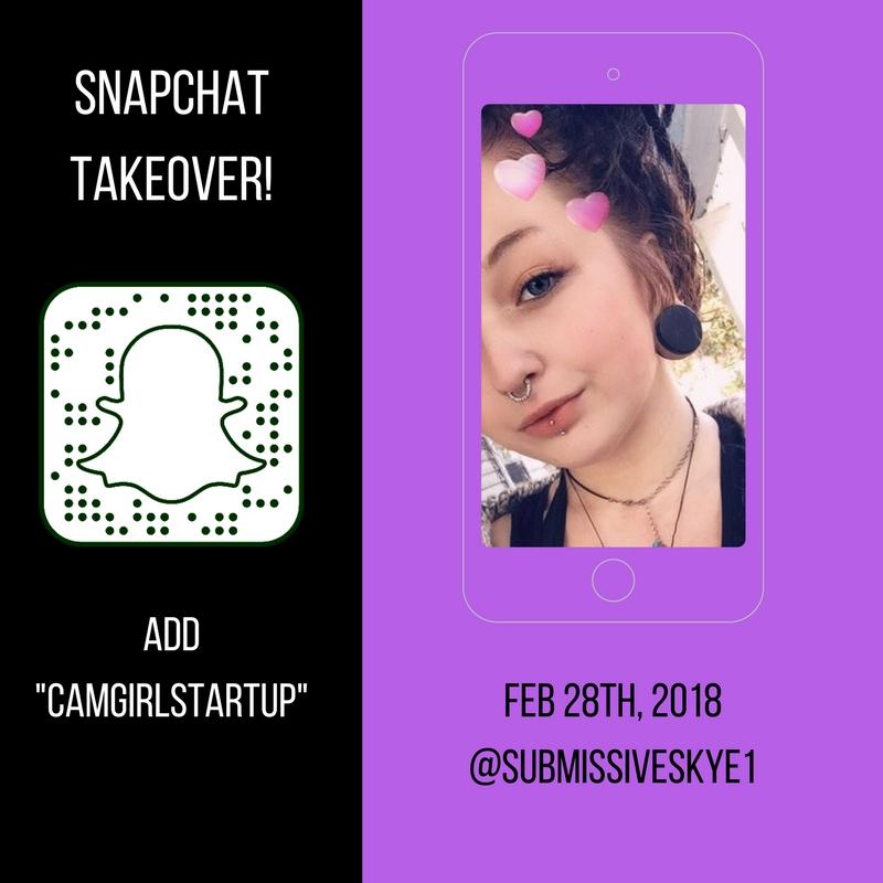 Snapchat Takeover: 2/28/2018