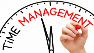 5: Time Management Is Important