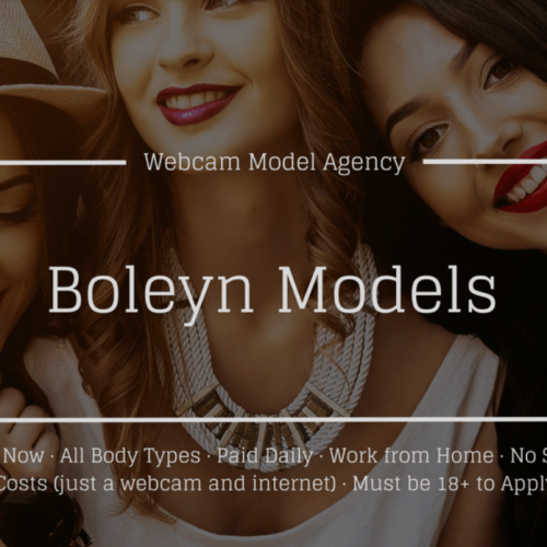 #ShitGuysSayToCamgirls: Boleyn Models New Camming Podcast