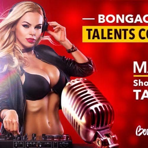BongaCams March 2018 Talent Show Contest