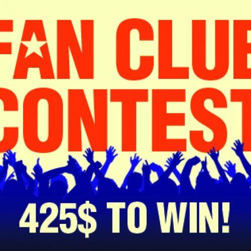CAM4 Fanclub Contest – March 2018