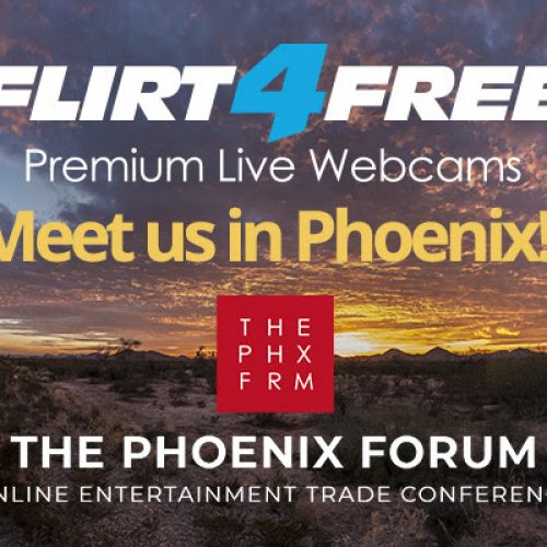 2018 Phoenix Forums: Affiliates – Meet With Flirt4Free And Win $500!