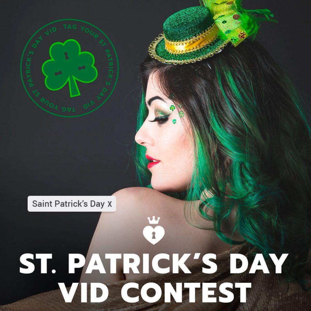 2018 ManyVids St Patrick's Day Contest