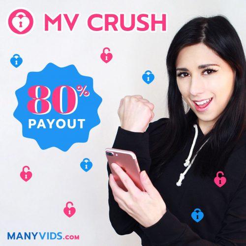 "ManyVids Announces ""MV Crush"" Premium Subscription Service"