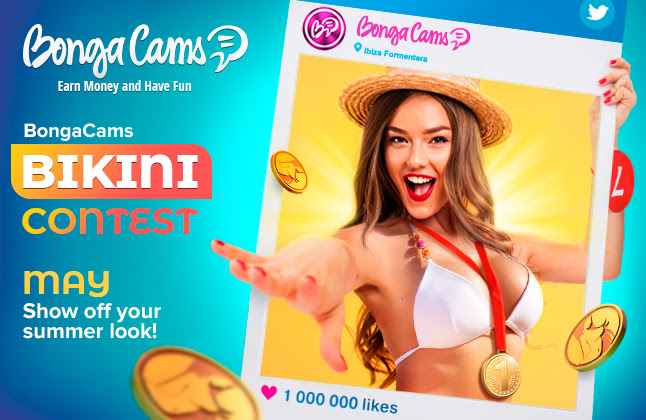 2018 BongaCams Bikini Contest