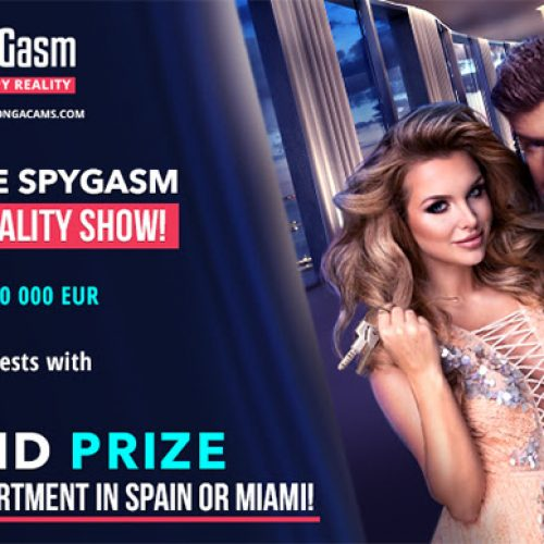 BongaCams Announces SpyGasm – New Camming Spy House