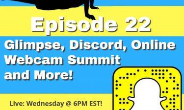 Podcast 22: Online Webcam Summit, Paxum Updates and More!