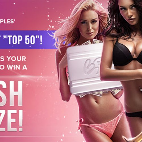 BongaCams Adds Weekly Top-50 Contest For Couples