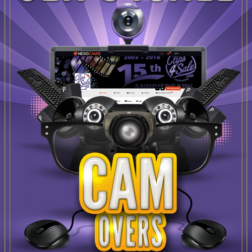 NexoCams Ashley Fires CamOver Review / Report by Katy