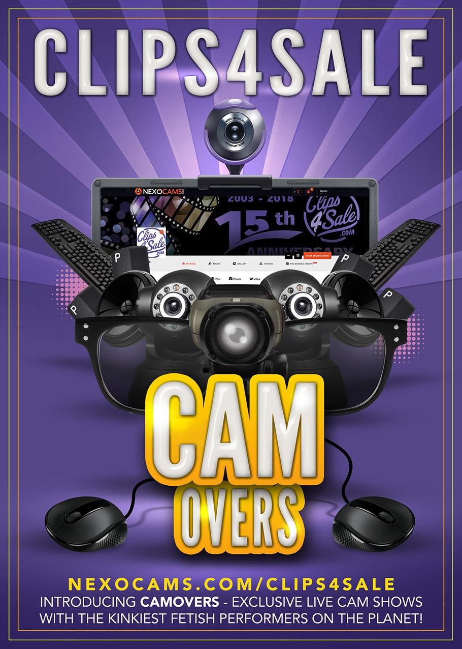 Clips4Sale / NexoCams CamOver Series