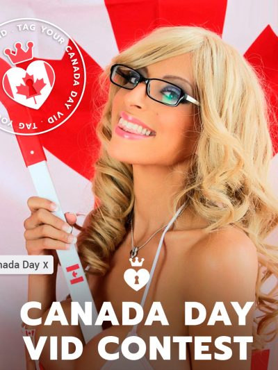 ManyVids Canada Day Video Contest: June 27 – July 1, 2018