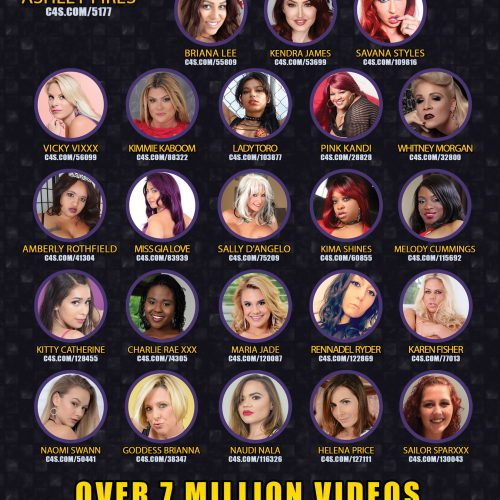 Clips4Sale Announces Booth Babes For 2018 Exxxotica Miami