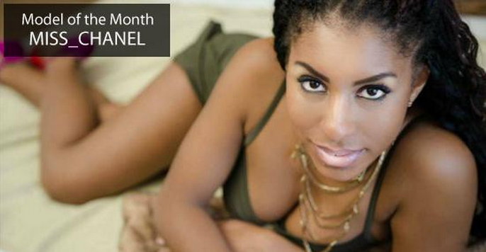 iFriends March Camgirl of the Month: Miss Chanel