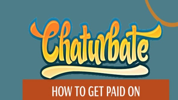 Best chaturbate payout option