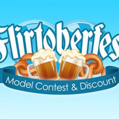 Flirtoberfest: Octoberfest Style Contest For Models: Over $8,000 In Prizes