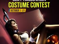 BongaCams Halloween Competition - October 2017