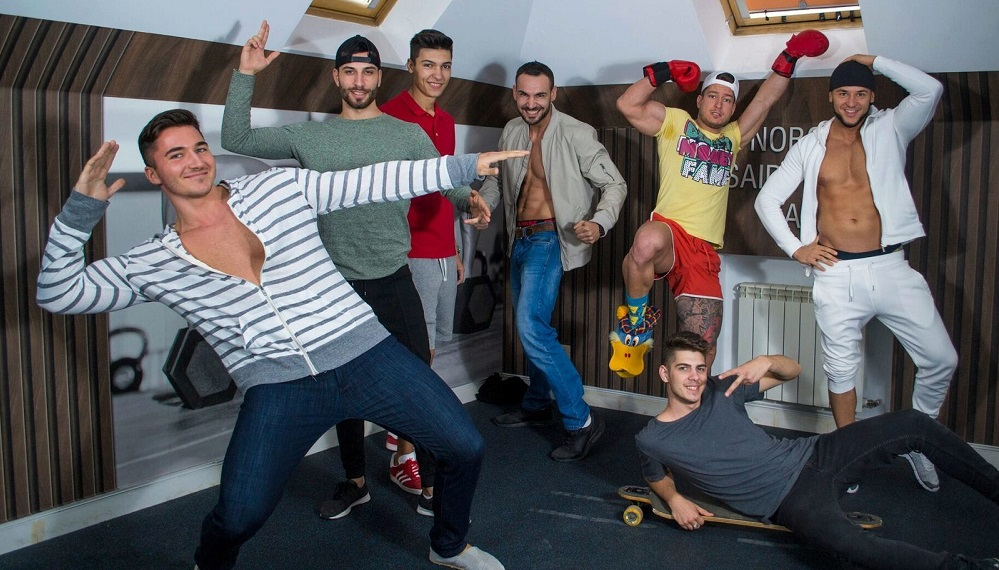 "Flirt4Free / Studio 20 Presents ""Neighbors From 20"""