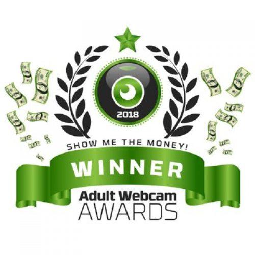 2018 Adult Webcam Award Winners
