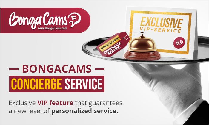BongaCams Launches Concierge Service