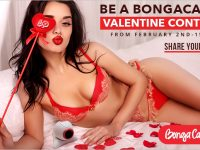 2018 BongaCams Valentines Day Competition