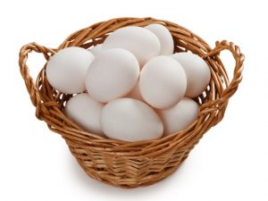 1: Don't Put All Your Eggs In One Basket