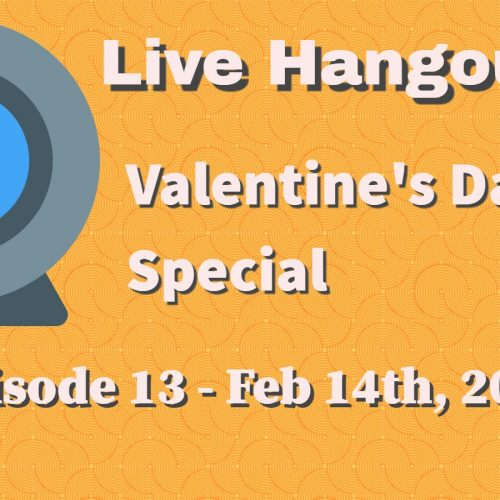 Podcast 13: Valentines Day Special (2018)