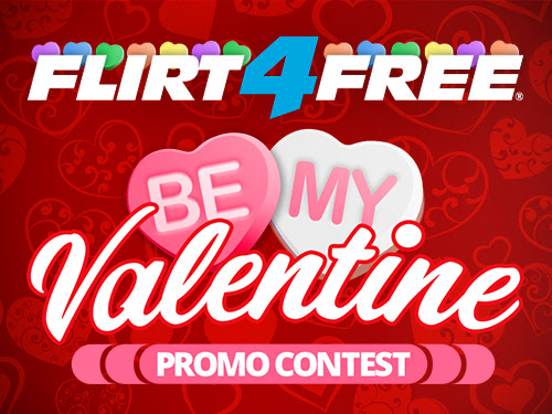 Valentines Day Competitions On Flirt4Free
